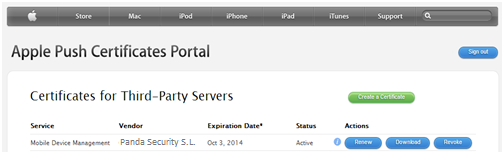 How to install/uninstall Mobile Device Management for iOS